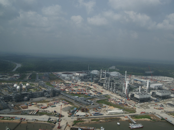Nigeria Gas-To-Liquids Fuel Production Plant