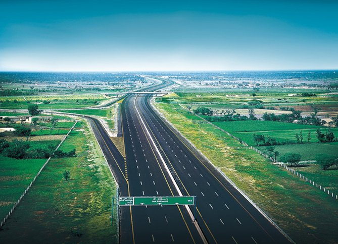 lslamabad-Lahore Highway