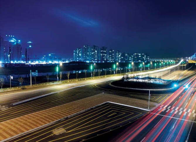 Songdo Coastal Road Extension