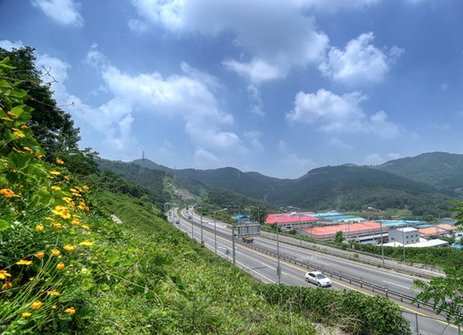 Gimhae National Road Bypass, Sections 1 and 2