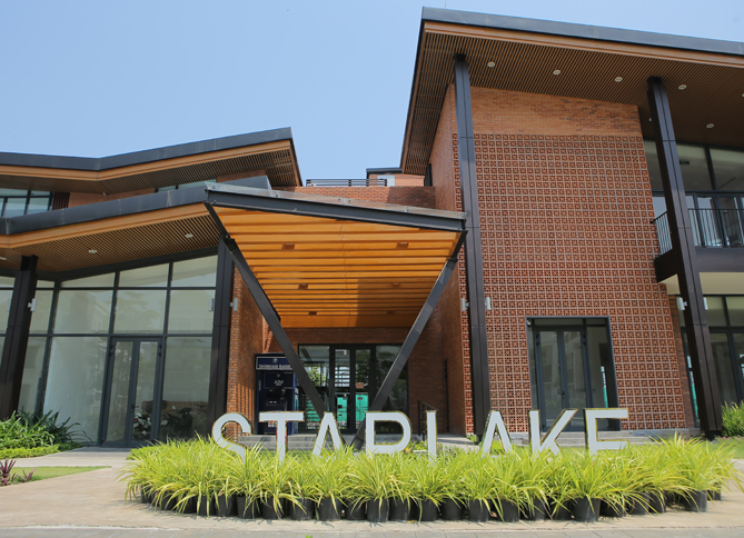 Starlake THT CCV </br>(Club House)